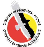 Congress of Aboriginal Peoples logo